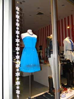 Little Blue Dress from Olive and Bette's