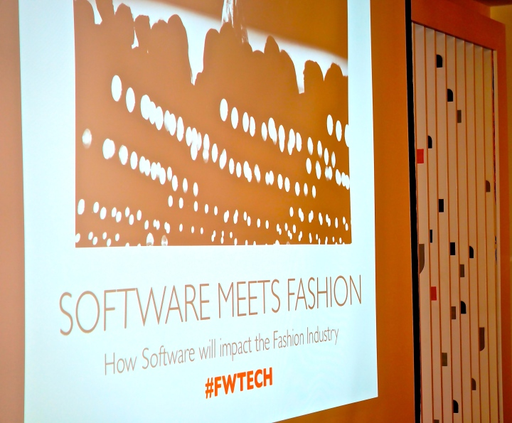 Software Meets Fashion #FWTech
