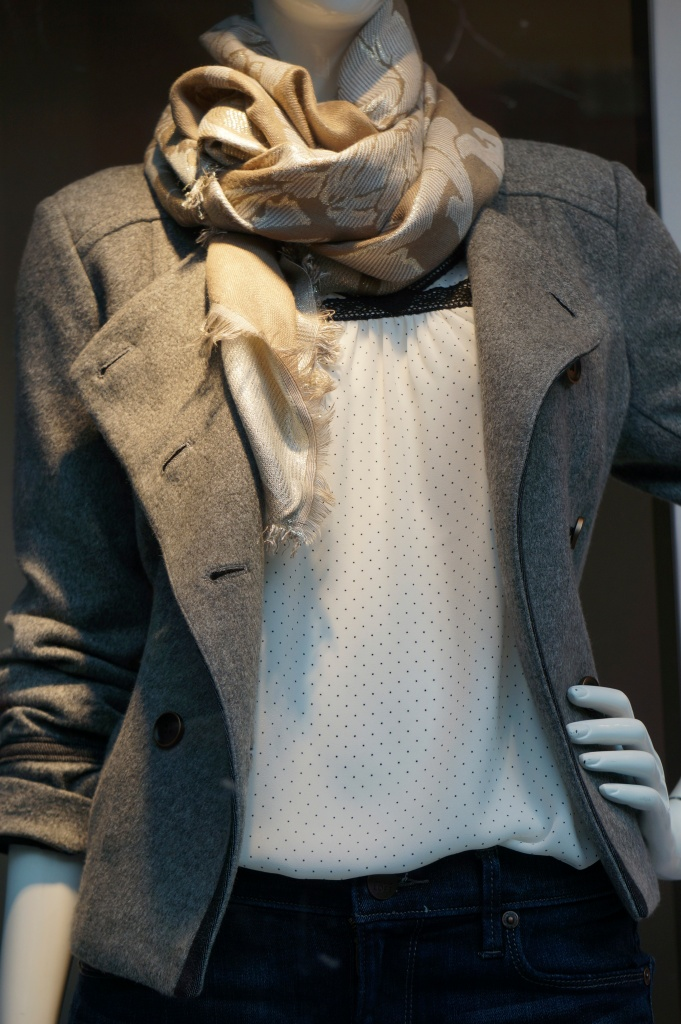 Loft by Ann Taylor Fall Cropped Jacket 3
