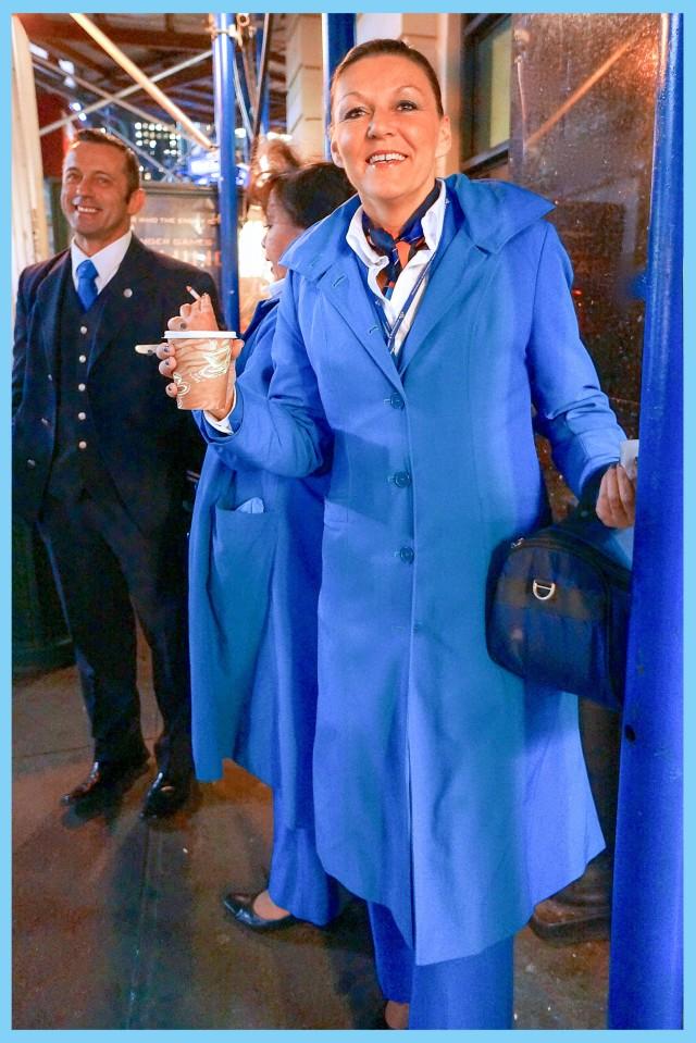 KLM Mart Visser Uniform 2