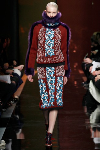 Peter Pilotto Autumn Winter 2014 -1