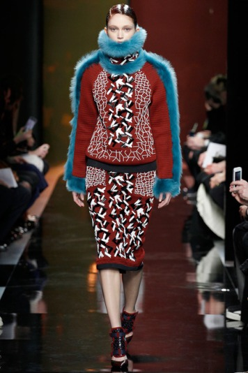 Peter Pilotto Autumn Winter 2014 -2