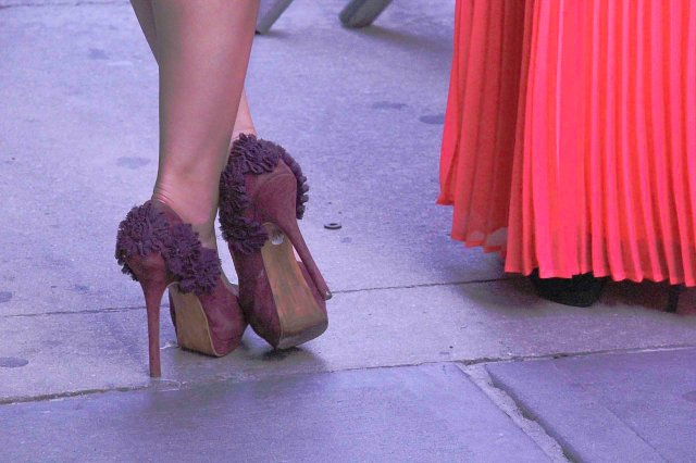 Dramafever 2013 Awards Street Qt Shoes-4