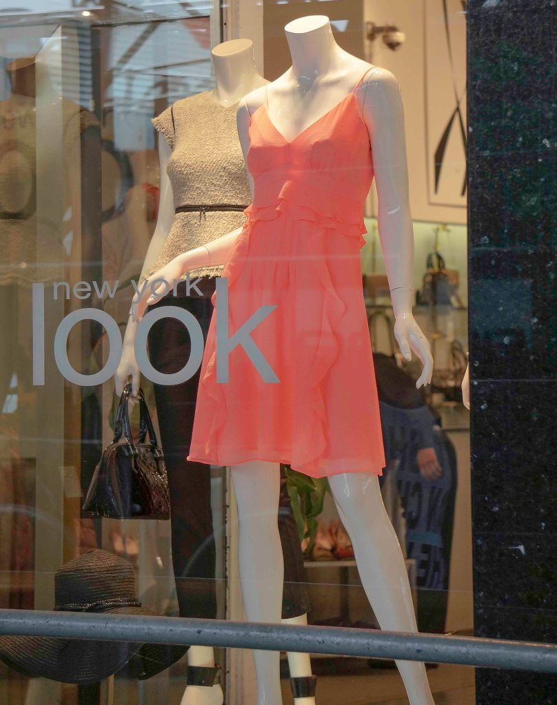 NY Look Punch Dress-1