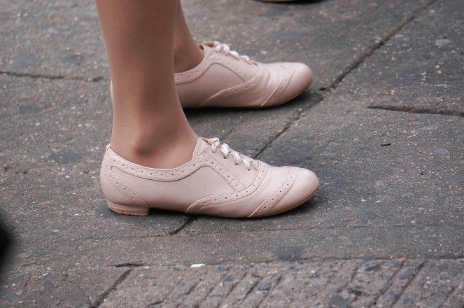 Street Qt Pink Brogues-2