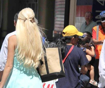 Qt Qouture Street Qt Torquoise Girl-1