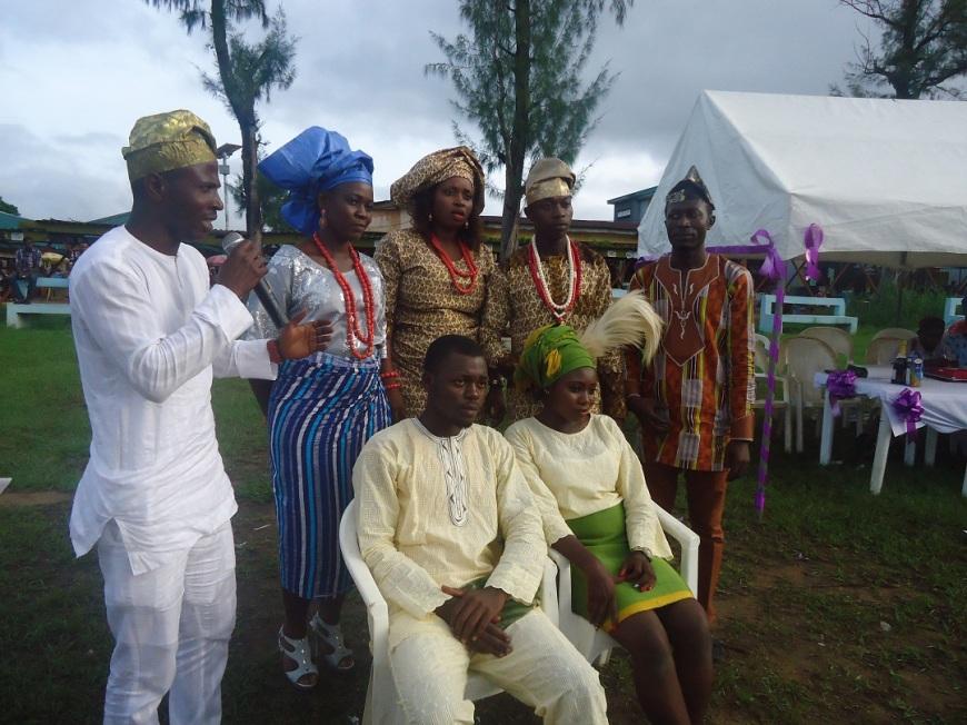 Ashoke Yoruba Fashion