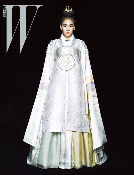 CL W Korea - a